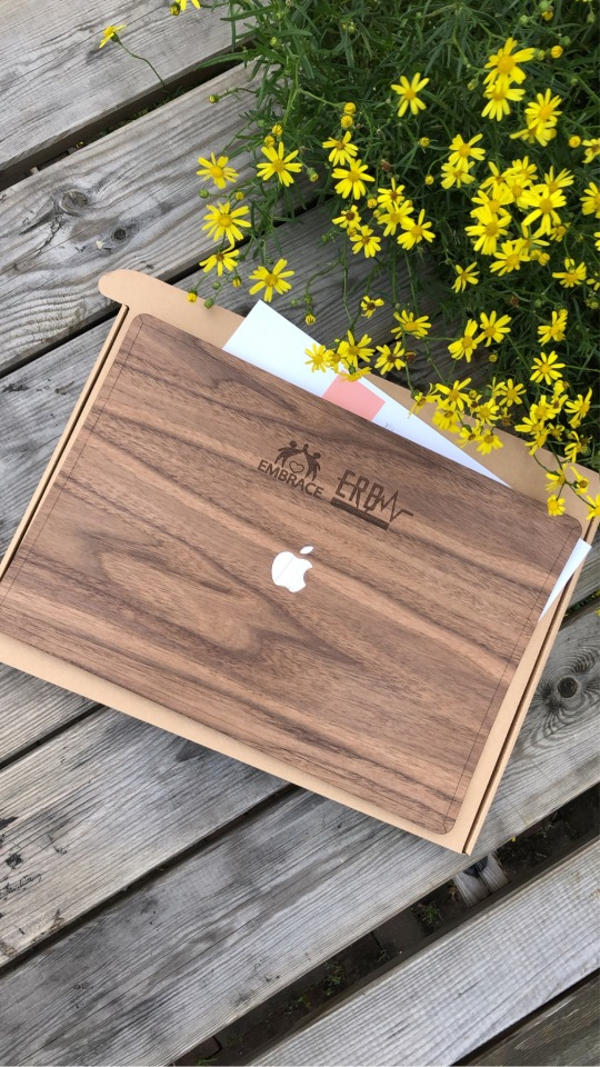 macbook cover with engraving
