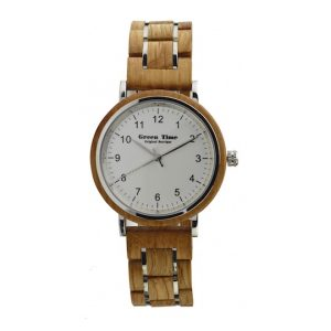 Houten Horloge - Barrique - ZW132E