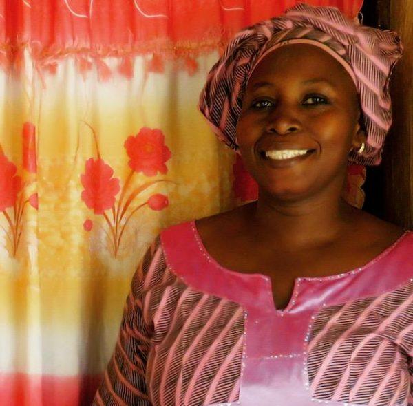 armband met gekleurde kraaltjes - Mali