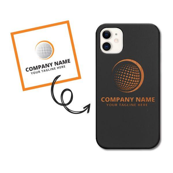 telefoonhoesje met logo laten ontwerpen