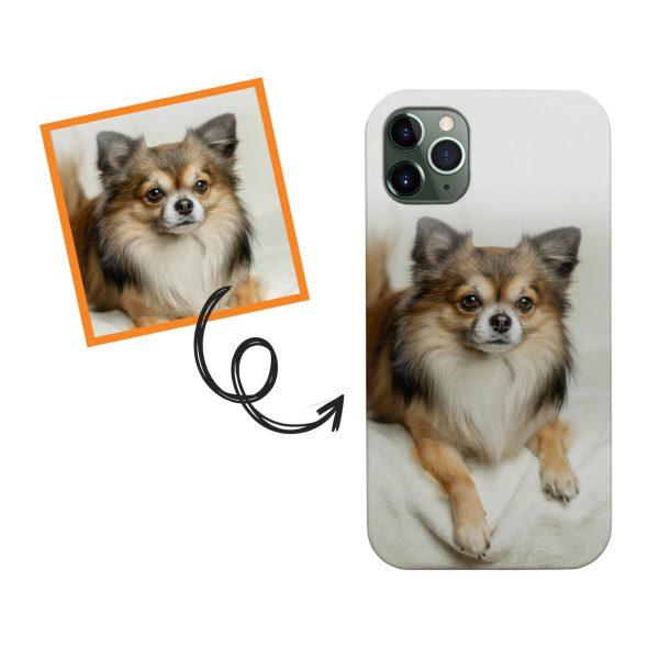 telefoonhoesje met foto ontwerpen