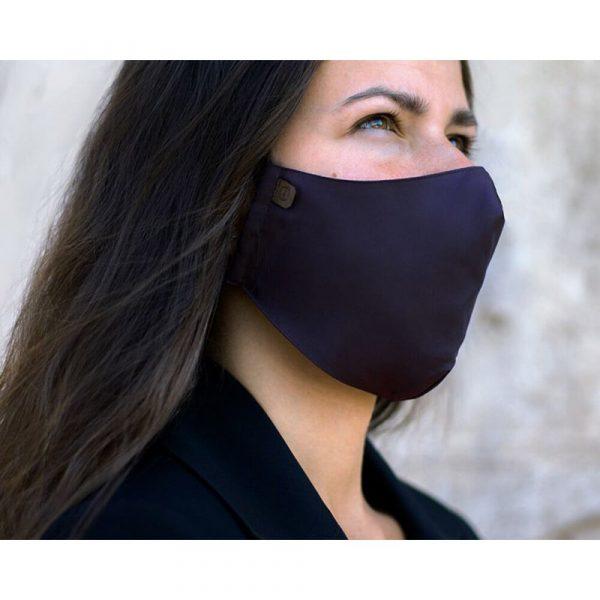 Herbruikbaar katoenen mondmasker