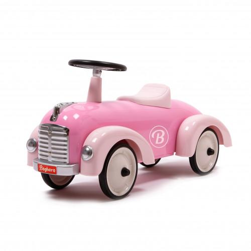 Loopauto - Speedster - Roze