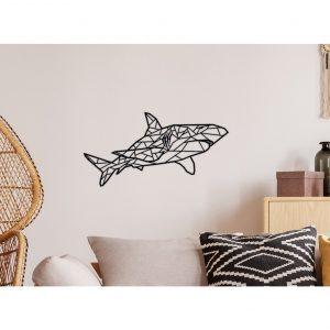 wanddecoratie-haai