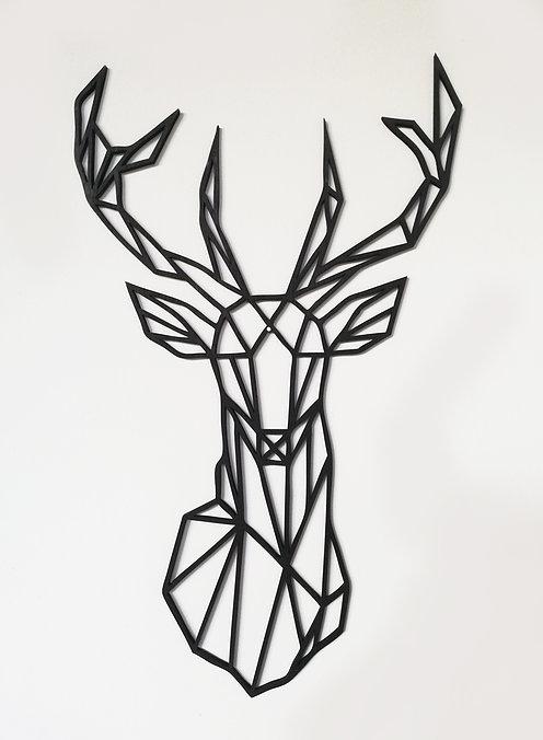 wanddecoratie-hert