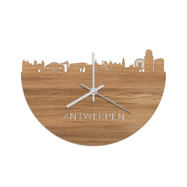 Skyline Klok Antwerpen